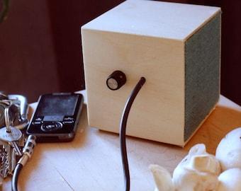 Mini portable speaker USB FM300