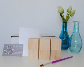 DIY Wooden Block Sets