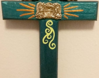 Mayan Cross