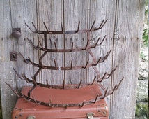 Unique Wall Mount Wine Rack Related Items Etsy