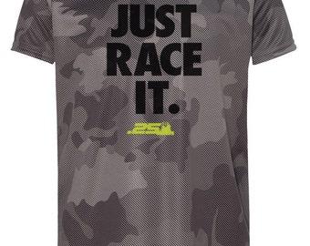 Just Race IT .25 midgets t-shirt/Quarter Midgets t-shirt/Racer t-shirt/QM tank