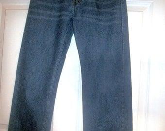 Vintage Levi's 514 Slim Straight Jeans