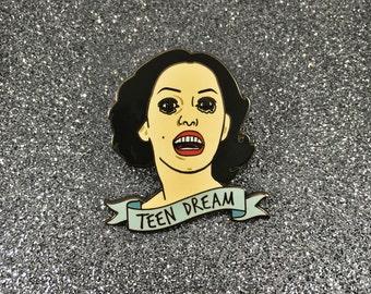 Teen Dream Enamel Pin