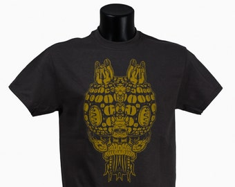 Street wear t-shirt, tshirt insect, stamata artisan silkscreen, Limited edition, apparatus sasori