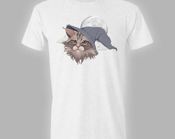 Wizard Cat Men's Shirt
