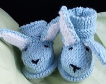Bunny Baby Bootie