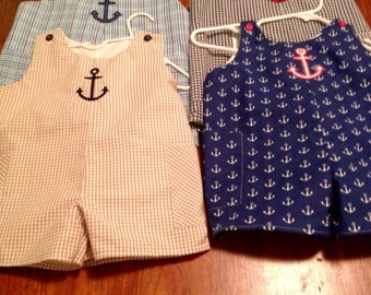 Infant and toddler rompers