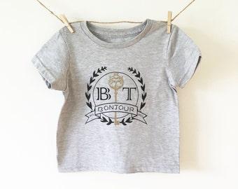 T-Shirt 2T Hello treasure - short-sleeved sweater 2T Hello treasure