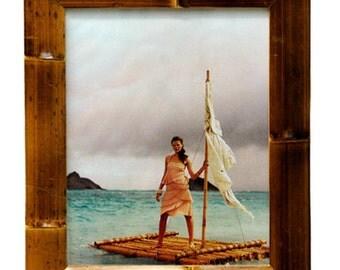 Waikiki Bamboo Picture Frame 4 x 6