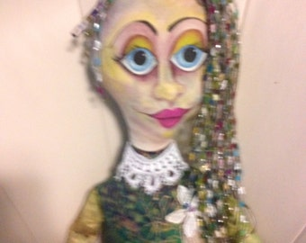 Esmerelda - Little Monsters Art Doll