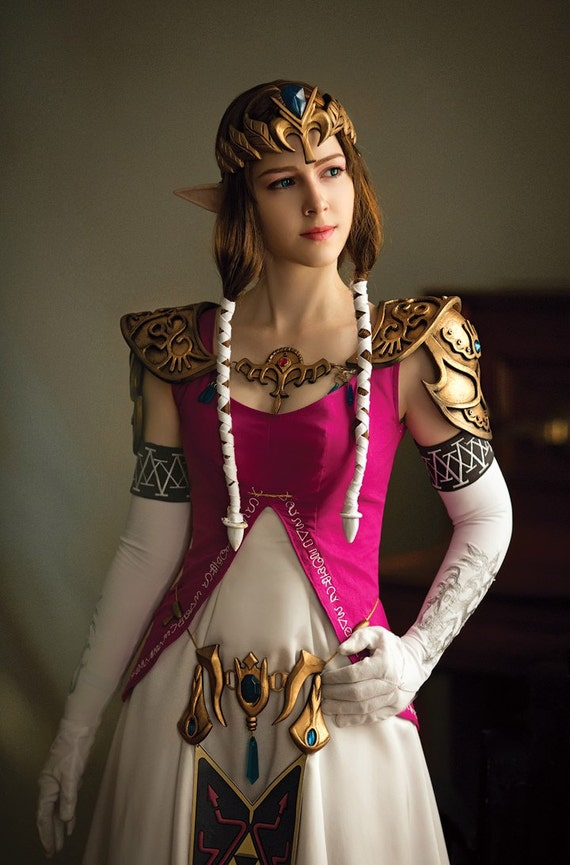 Sexy princess zelda costume
