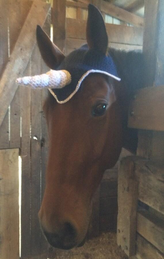 Licorne cheval mouche Bonnet