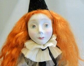 Lillechka OOAK living dolls figurine