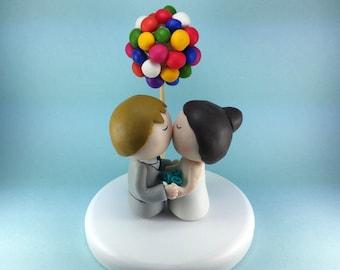 Custom wedding cake topper, wedding cake topper