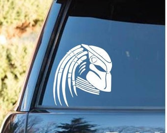 Predator decal | Alien | Sci Fi