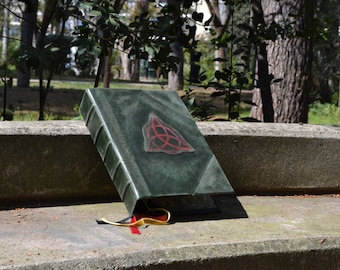 Book of Shadows Cover for Your Own Crafted Pages