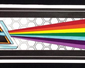 Pink Floyd Light Reflection