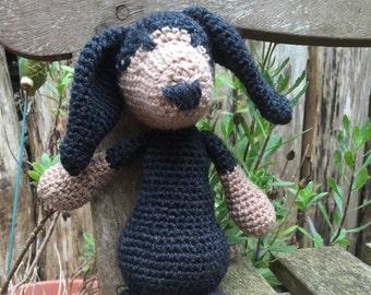 Little Crochet Dachshund