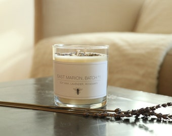 East Marion Soy Wax Candle (SOLD OUT)
