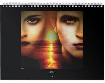 2016 Twilight Saga 12 month calendar