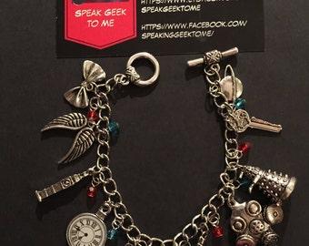Dr. Who Charm Bracelet!