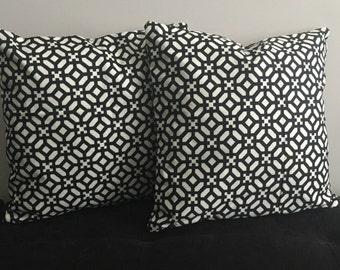 Set of 2 14x14 Decorative Pillows