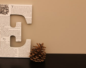 "Harry Potter Custom Decorative Wall Letter 9"" Monogram home decor, gift idea, Harry Potter Party, Potterhead"