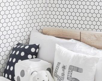 Honeycomb Pattern Etsy