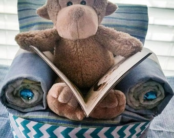 Relaxing with a good book