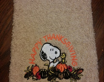 Thanksgiving-Hand Towel