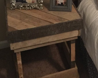 Rustic Night Stands
