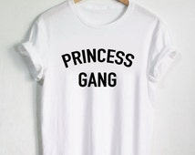 Princess Gang Shirt, Princess Tshirt, Womans Girls Adult Tee, Disney Shirt, Disney Princess Shirt, Tees, Frozen, Group School Gift Present
