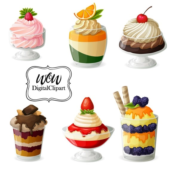 clipart dessert pictures - photo #25