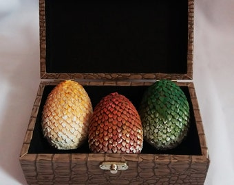 Dragon Eggs from Game of Thrones  3PCS