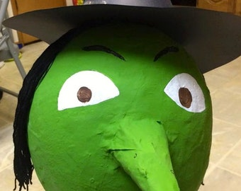 Wicked Witch Pinata - Halloween Pinata - Halloween Party Games - Halloween Party Decor