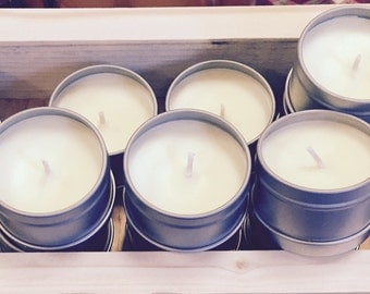 Bug Off!  Soy Citronella Candles