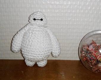 Baymax - Amigurumi crochet