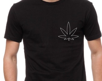 Hemp (embroidered tshirt)