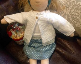 Waldorf 40cm doll.