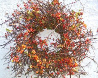 Bittersweet Wreath