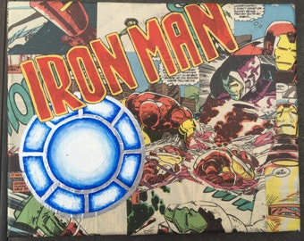 Iron Man Canvas