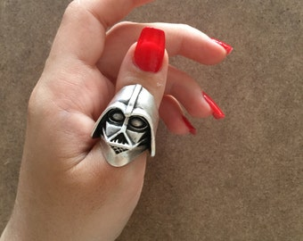 Star Wars Darth Vader Ring