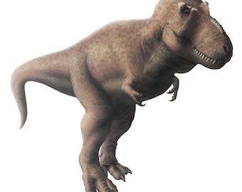 Tyrannosaurus rex, king of dinosaurs