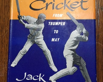 Masters of Cricket from Trumper to May - Jack Fingleton