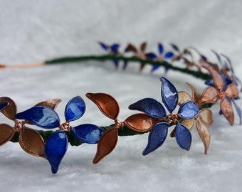 Ravenclaw Flower Crown