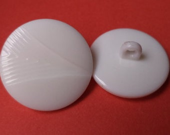 22 mm (1306) knob white 9 buttons