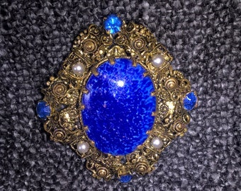 Vintage Brooch, Costume Jewellery