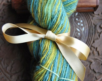 SCILLY ISLES wool hand-woven hand dyed
