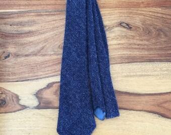 Handmade Manx Tweed Tie