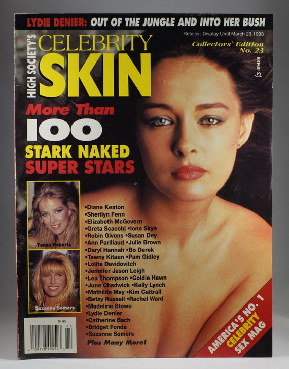 celebrity skin magazine Pictures, Images & Photos ...
